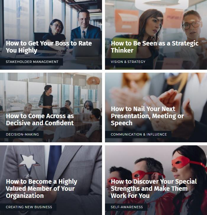 Career Mastery™ Tips